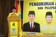 Caleg Golkar Diminta Tak Berebut Konstituen