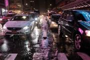 Badai Salju Lumpuhkan Kota New York