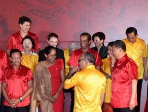 Jokowi Bahas Digital Ekonomi di Pertemuan ABAC
