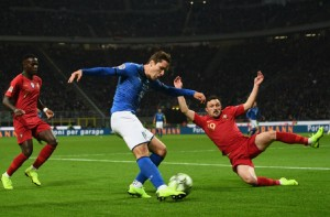 Diimbangi Portugal, Italia Gagal Lolos Semifinal