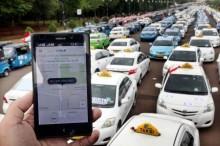 Menhub Minta Seleksi Taksi Daring Diperketat