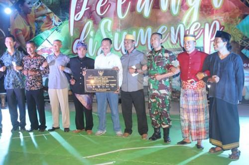 Enam Suku di Sumenep, Madura, Jawa Timur menggelar deklarasi