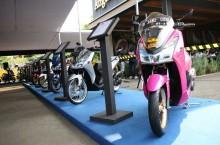 Bekasi jadi Kota Pertama CustoMaxi Yamaha Show-off