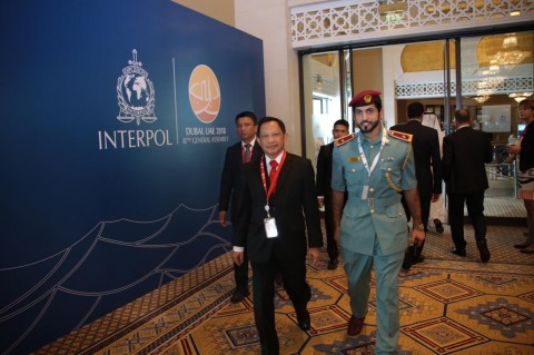 Kapolri Pimpin Delegasi Indonesia di Sidang Interpol di Dubai