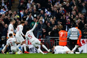 Gol Telat Kane Buat Kroasia Terdegradasi