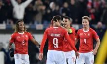 <i>Hattrick</i> Striker Benfica Antar Swiss Hancurkan Belgia
