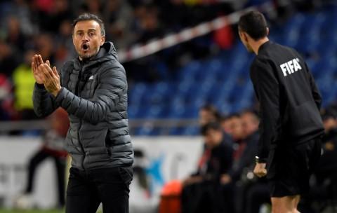 Analisis Enrique Soal Penyebab Spanyol Gagal ke Semifinal