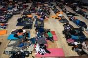 Disebut Gelandangan, Kafilah Imigran Disambut Amarah di Tijuana