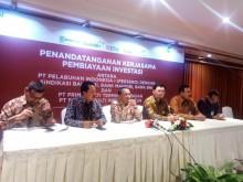 Pelindo I Disuntik Tiga BUMN Rp1,3 Triliun