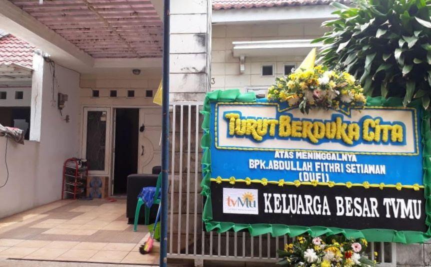 Suasana rumah Abdullah Fitri Setiawan Cluster Catalina, Pagedangan, Kabupaten Tangerang, Banten, Senin, 19 November 2018. Medcom.id/ Farhan Dwitama