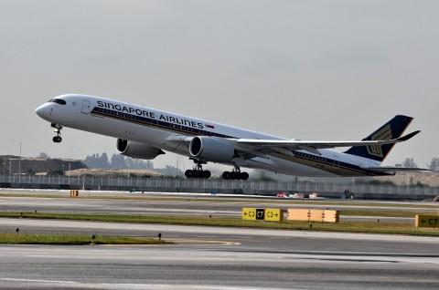 Kehilangan Tekanan Kabin, Pesawat Singapura Kembali ke Changi