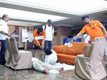 Adegan Pembunuhan Satu Keluarga di Bekasi