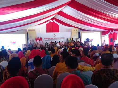 Suasana Pembukaan Muktamar ke-XXI Ikatan Pelajar Muhammadiyah di