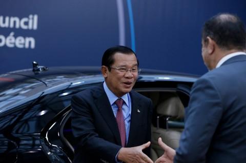 Kamboja Bantah Ada Pembangunan Pangkalan Militer Tiongkok