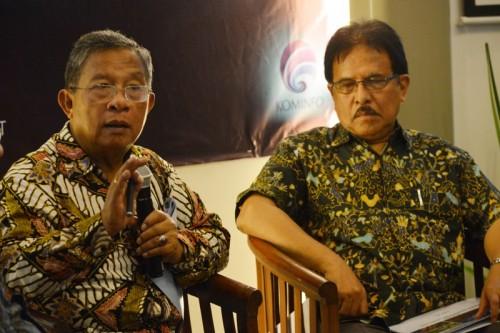 Menteri Koordinator (Menko) bidang Perekonomian Darmin Nasution