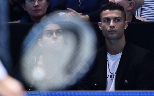 Cristiano Ronaldo. (Photo by Glyn KIRK / AFP)