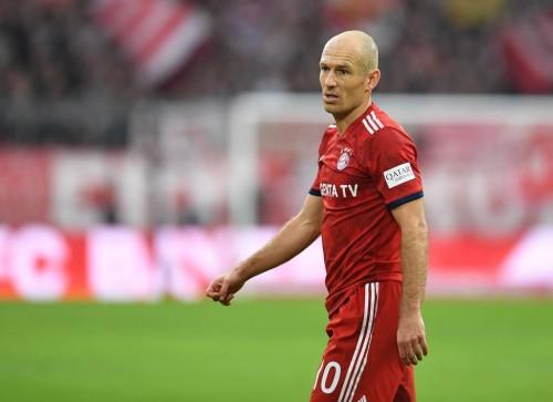 Arjen Robben (Foto AFP/CHRISTOF STACHE )