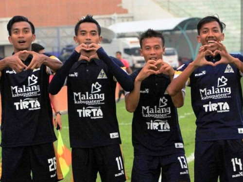 Pemain Metro FC (Foto: Dokumentasi Metro FC)