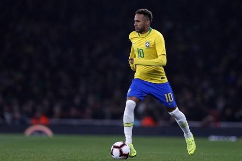 Neymar da Silva (Foto AFP/ADRIAN DENNIS)