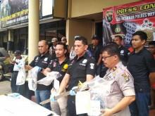 Tiga Buron Pembunuhan di Diskotek Bandara Ditangkap