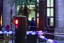 Penikaman di Belgia Lukai Seorang Petugas Polisi