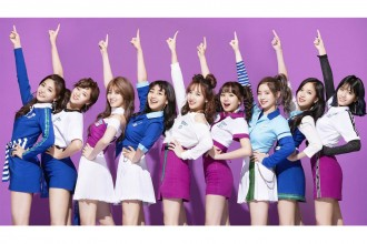 Grup K-Pop Twice Dituduh Pakai Kaus Anti-Jepang