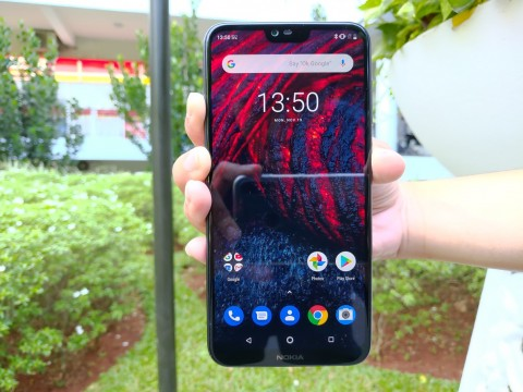 Nokia 6.1 Plus, Pilihan Pemburu Android One
