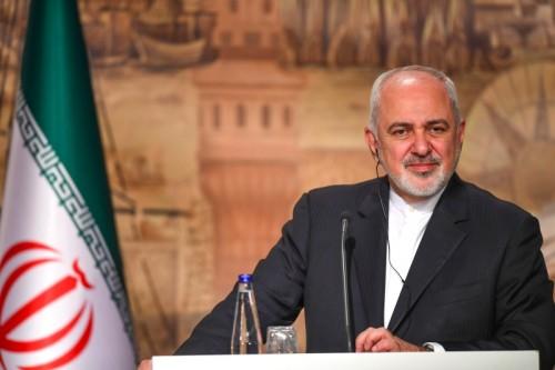 Menteri Luar Negeri Iran Javad Zarif anggap Presiden Donald