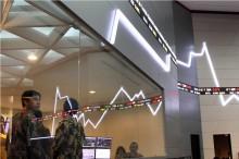 Pelemahan Bursa Saham Global Seret IHSG