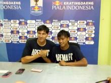 Didominasi Pemain Muda, Arema Tetap Tampil Fantastis Lawan Metro FC