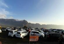 DGCI Serbu Gunung Bromo Demi Jamnas Ketiga