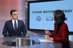 Nissan Ingin Carlos Ghosn Digeser dari Jabatan Chairman