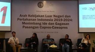 Jokowi-Ma'ruf Amin Fokus Pada Penguatan Peran RI di DK PBB