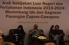 Prabowo-Sandi Ingin Tingkatkan Anggaran Pertahanan Tiap Tahun