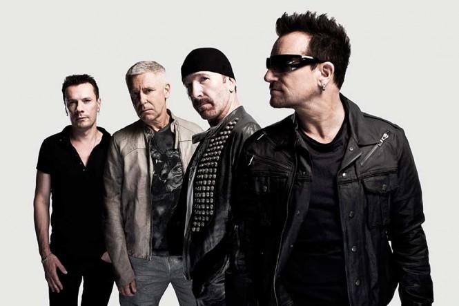 U2 (Foto: via kill