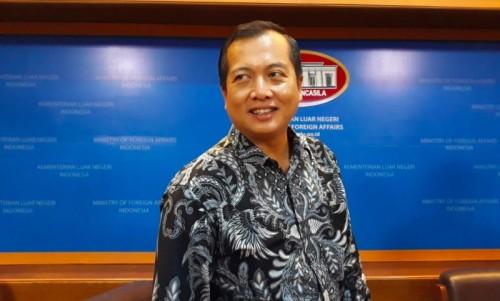 Direktur Perlindungan WNI dan Badan Hukum Indonesia Kementerian