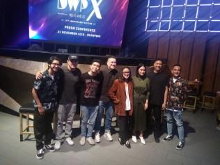 DWPX akan Umumkan Line Up Fase 3
