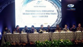 WOM Finance Tawarkan Obligasi hingga Rp800 Miliar