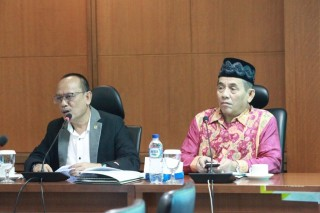 Juknis Dana Kelurahan Diharapkan Segera Selesai