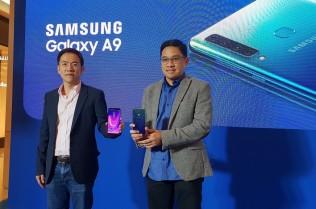 Samsung Galaxy A9 Resmi Masuk Indonesia, Harganya?