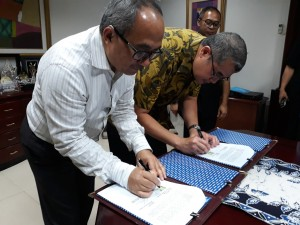 Media Group dan Universitas Esa Unggul Teken MoU