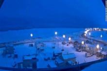 Sinar Matahari 'Absen' Dua Bulan di Kota Alaska