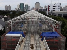Pembangunan MRT Fase II Terancam Mundur