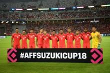 Piala AFF 2018: Hajar Timor Leste, Singapura Buka Asa Lolos ke Semifinal