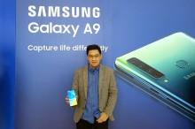 Alasan Samsung Galaxy A9 Punya Empat Kamera Belakang