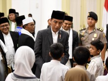 Jokowi: Tiongkok Justru Antek Indonesia