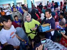 Pemulihan Trauma Korban Gempa Sulteng