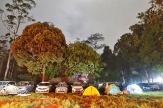 Berkemah Menjadi Solusi Member ERCI Tangerang Usir Penat