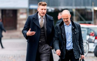 Terjerat Kasus Peganiayaan, Bendtner Masuk Penjara