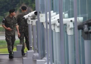 Korea Utara Hancurkan Pos Penjaga di Zona Demiliterisasi